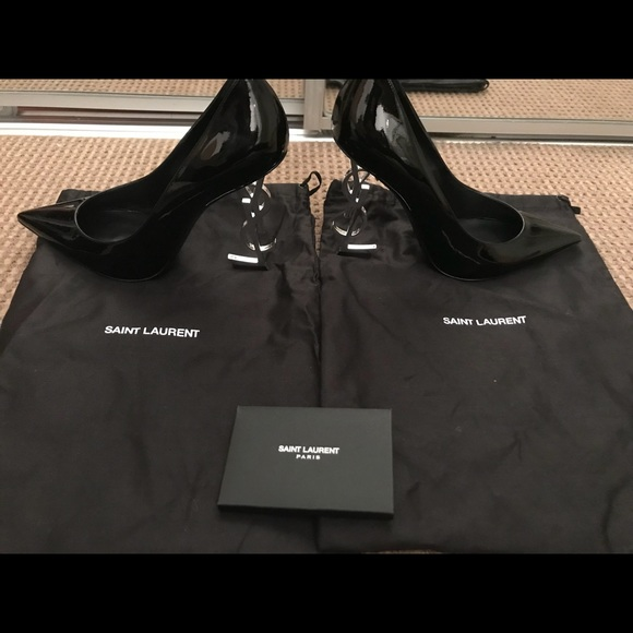3b564dc801 Yves Saint Laurent Shoes | Authentic Saint Laurent Ysl Opium 110 ...